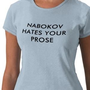 nabokov tricou
