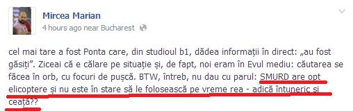Mircea Marian e un idiot