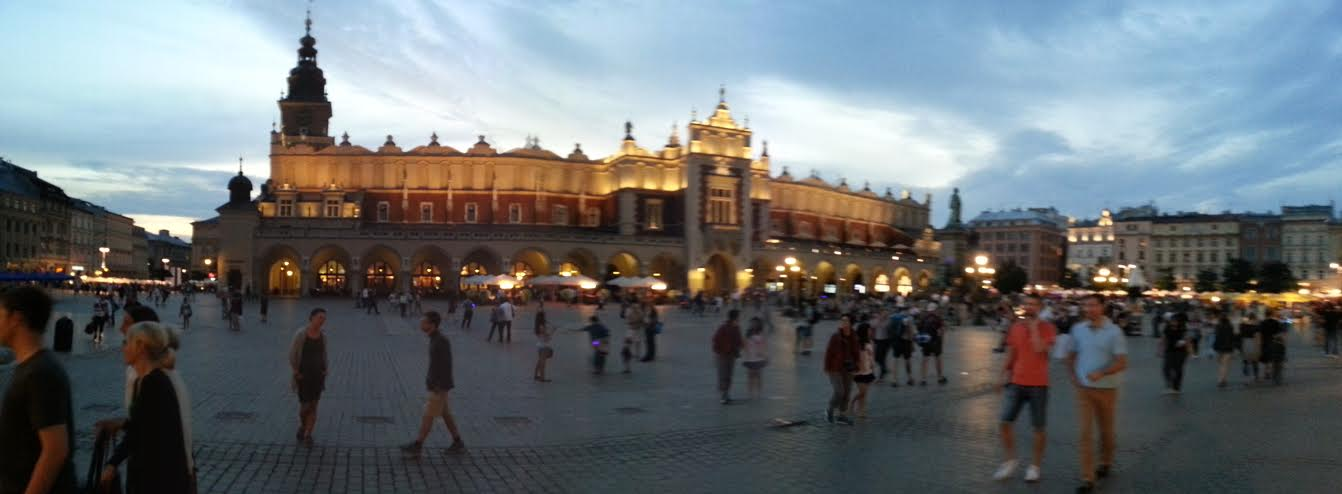 Cracovia Main Square