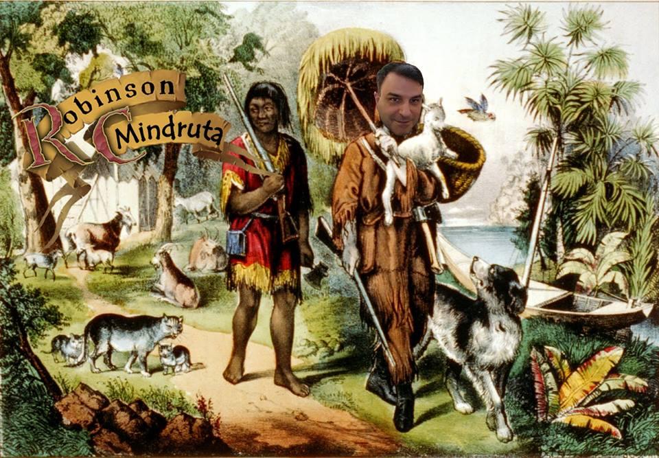 Robinson Mindruta