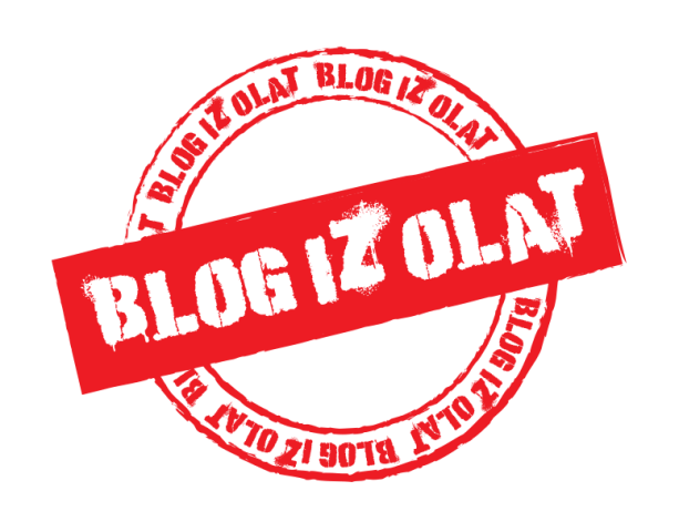 Blog izolat Red