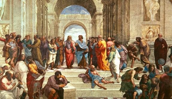 Scoala din Atena