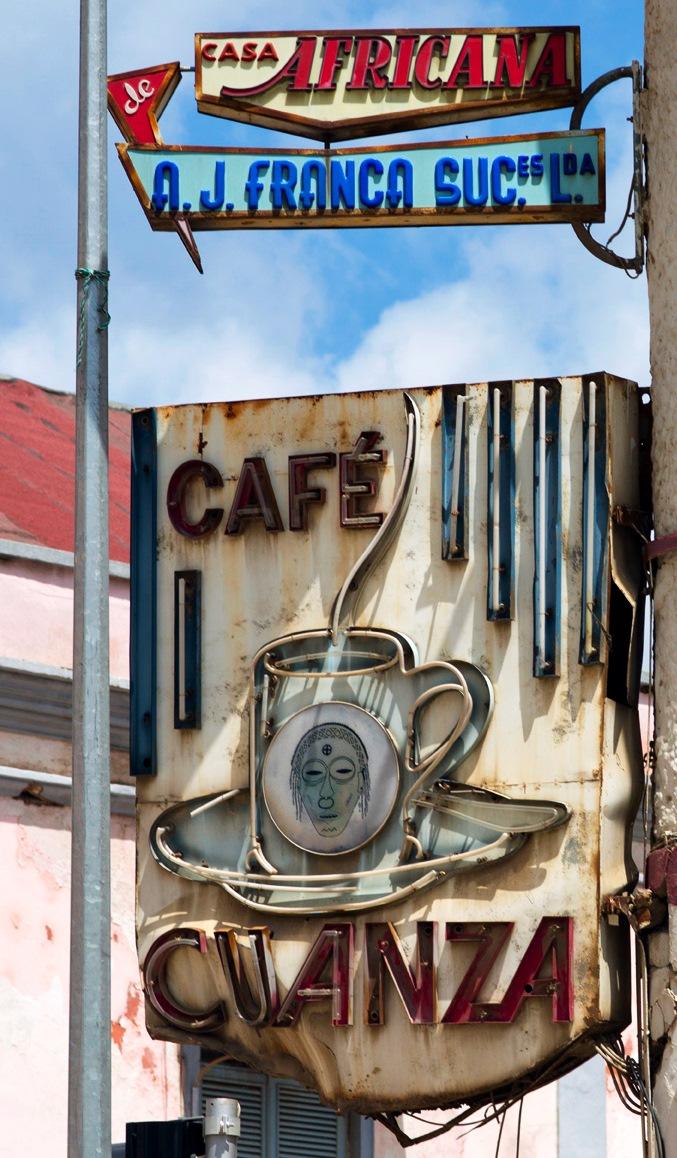 cafe cuanza Luanda